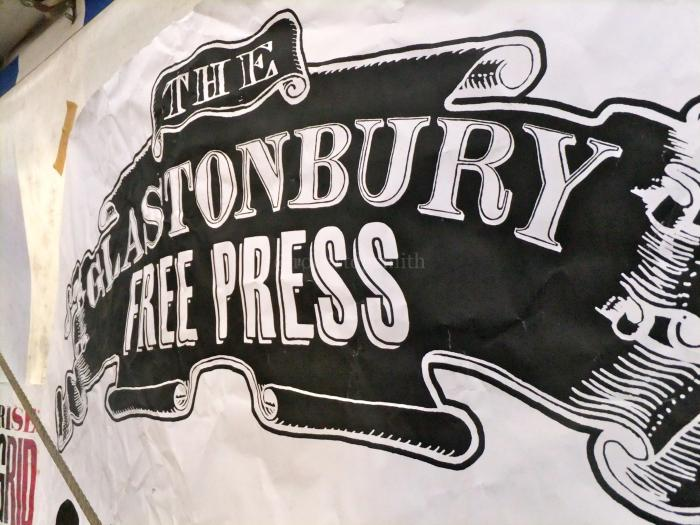The Glastonbury Free Press