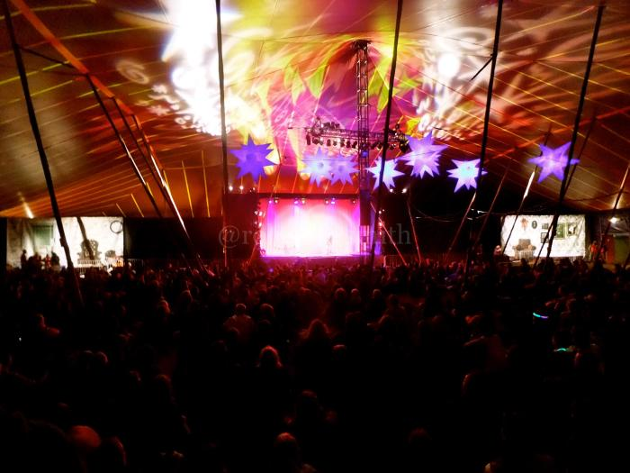Cabaret Tent