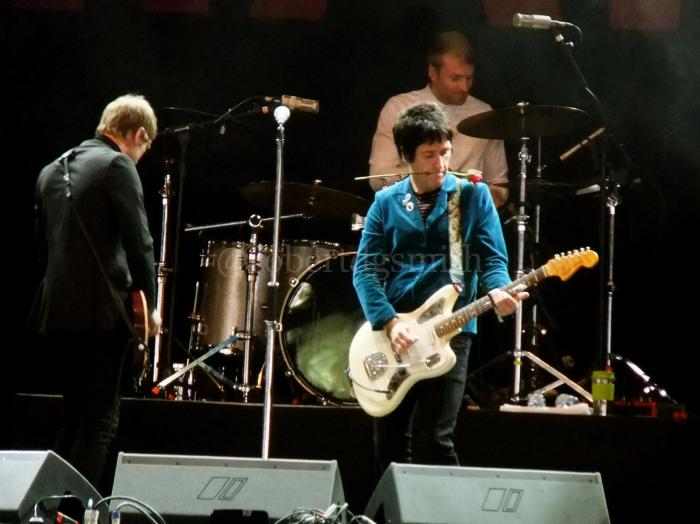 Johnny Marr, John Peel Stage