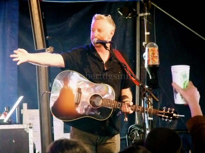 Billy Bragg, Left Field