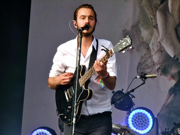 Tom Smith of Editors, The Other Stage
