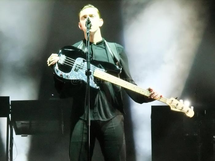 Oliver Sim of The xx, The Other Stage