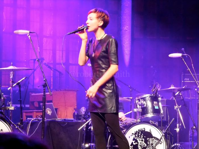 Support from Polica