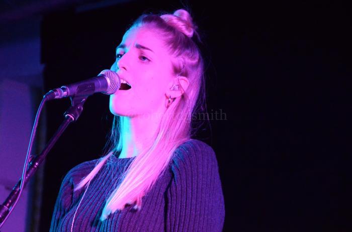 Hannah Reid, Vocals