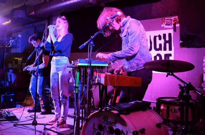 London Grammar at Rough Trade East