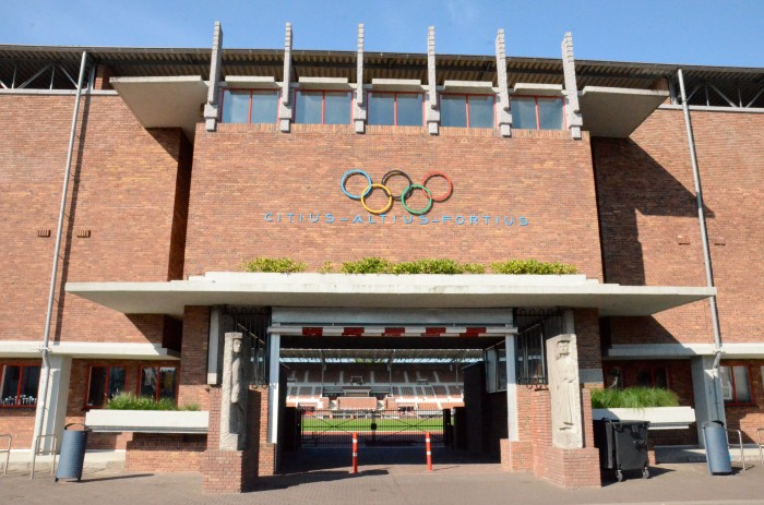 Olympic Stadium, Amsterdam