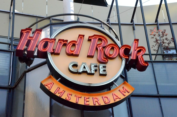 Hard Rock Cafe, Amsterdam