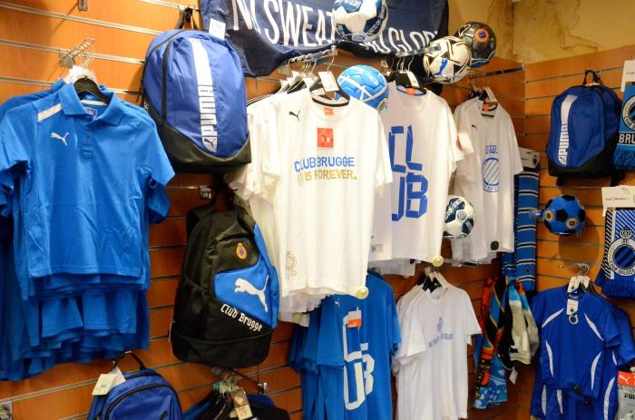 Club Brugge merchandise
