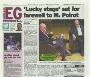 Nottingham Post, 9 Nov 2013