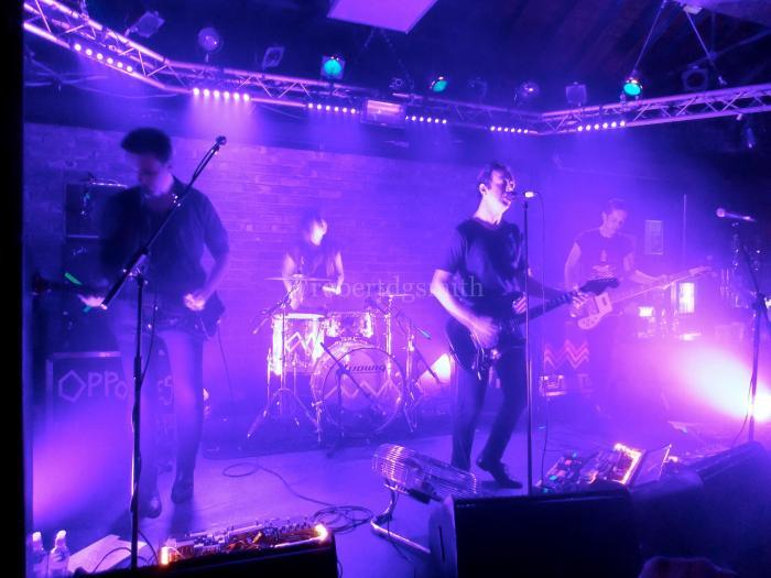 GlasvegasLiveRockCityNottingham