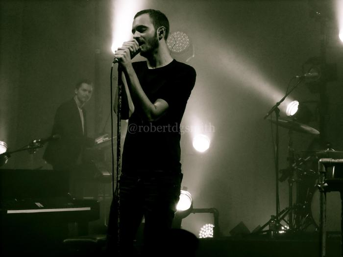 Tom Smith 5 Editors Brixton London 2013