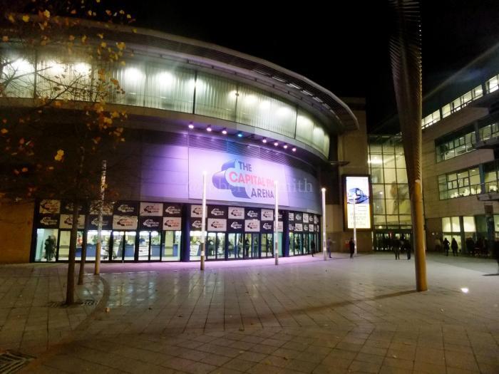 Capital FM Arena Nottingham Outside