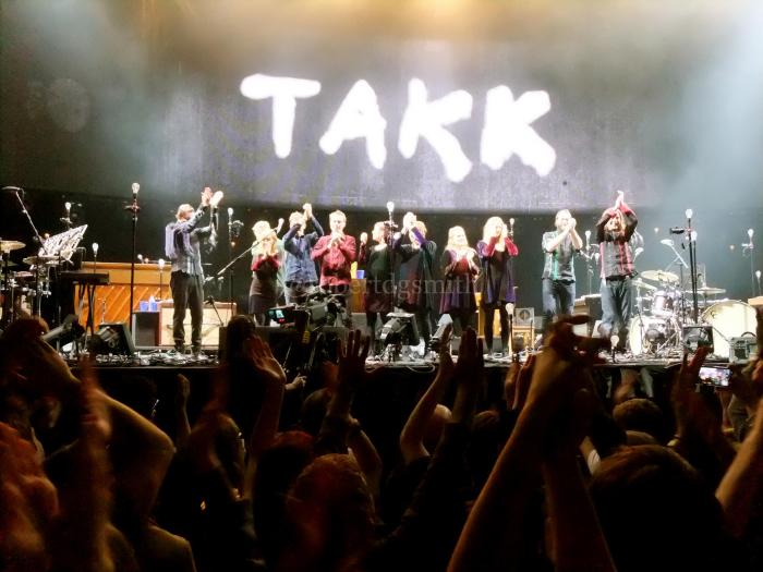 Sigur Ros Takk Bow Capital FM Arena Nottingham