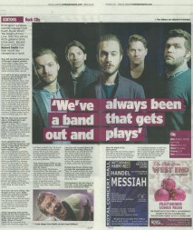 Nottingham Post, 22 Nov 2013