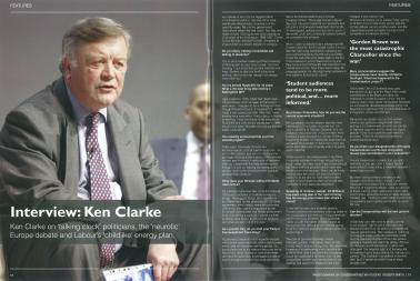 Impact Magazine, Dec 2013