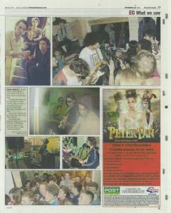 Nottingham Post, 29 Nov 2013