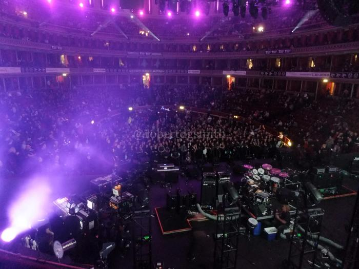 The Cure Royal Albert Hall 2014 Teenage Cancer Trust