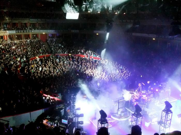 The Cure Royal Albert Hall 2014 Teenage Cancer Trust 4