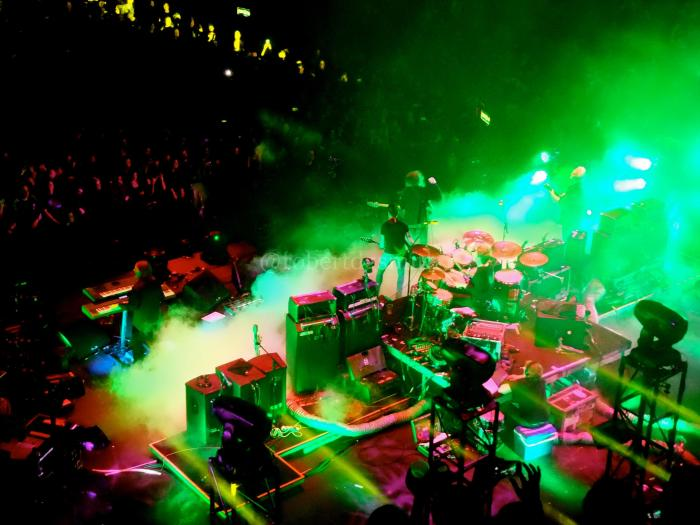The Cure Royal Albert Hall 2014 Teenage Cancer Trust 8