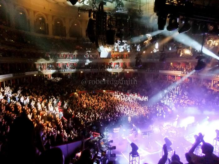 The Cure Royal Albert Hall 2014 Teenage Cancer Trust 9
