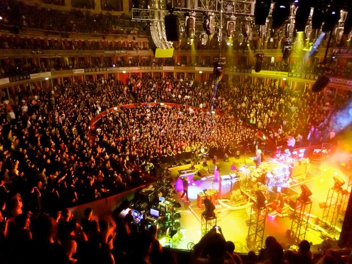 The Cure Royal Albert Hall 2014 Teenage Cancer Trust 10