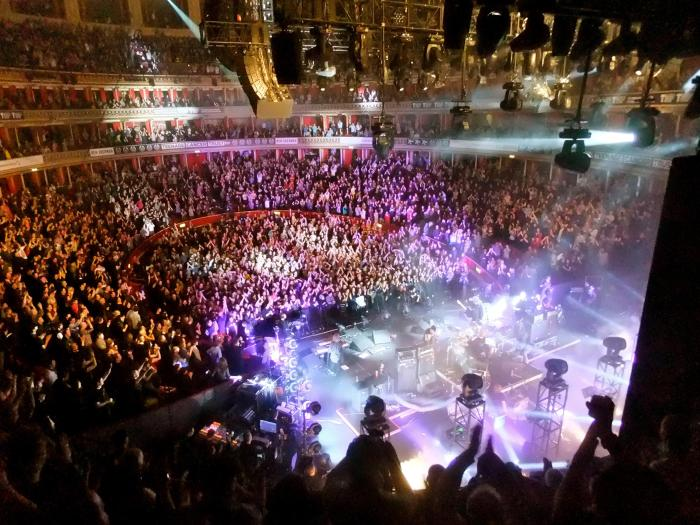 The Cure Royal Albert Hall 2014 Teenage Cancer Trust 11