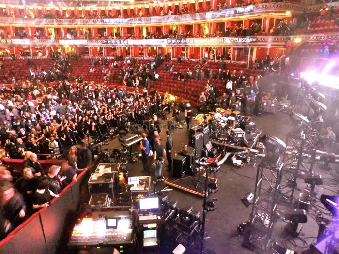 The Cure Royal Albert Hall 2014 Teenage Cancer Trust After