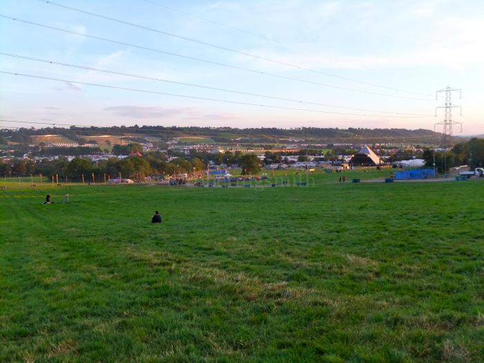 GlastonburyPyramidField2014
