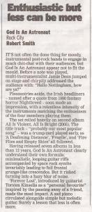 Nottingham Post, 14 March 2014
