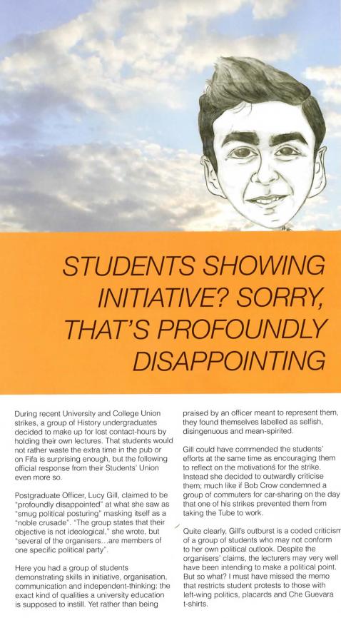 Impact Magazine, March 2014
