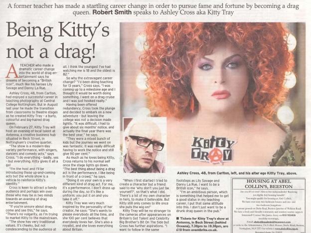 Nottingham Post, 15 January 2015