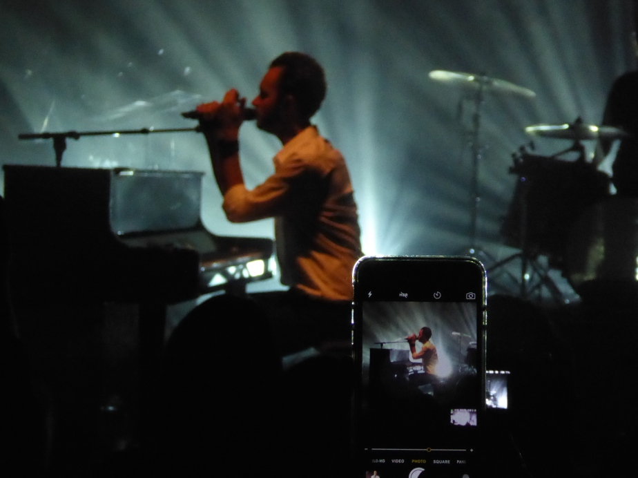 Editors at Hammersmith Apollo, London