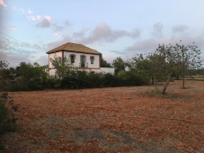 A mile outside Santa Eulalia