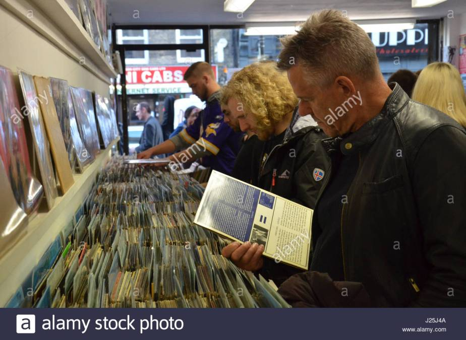 Record Store Day, London