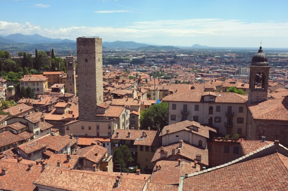 Bergamo in July: A day in Milan's picturesque neighbour